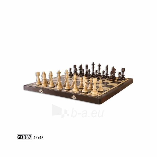 Wooden chees 42x42 /2 Paveikslėlis 1 iš 1 251010000209