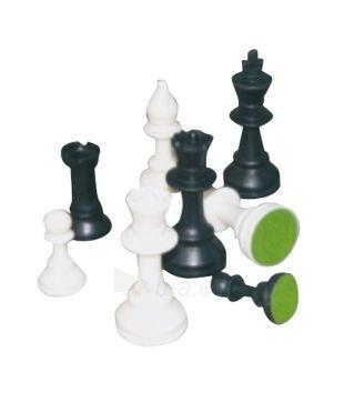 Šachmatai TOURNAMENT plastikiniai Paveikslėlis 1 iš 1 310820039688