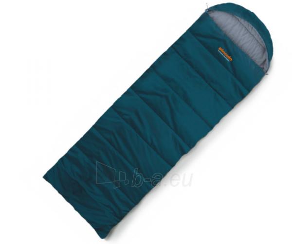 Safari Šviesiai mėlyna; 190 cm; Užtrauktukas kairėje Paveikslėlis 1 iš 3 310820251023