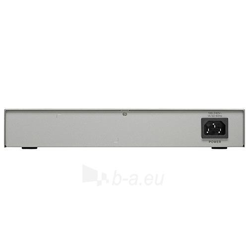 Šakotuvas Cisco SF110-16 16-Port 10/100 Switch Paveikslėlis 2 iš 2 310820015971