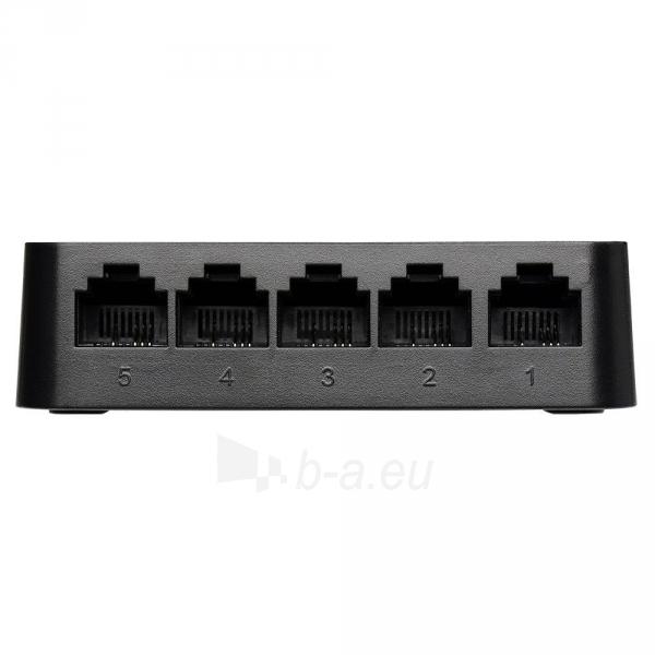 Šakotuvas Edimax 5x 10/100Mbps Switch, Desktop Paveikslėlis 4 iš 6 310820015935