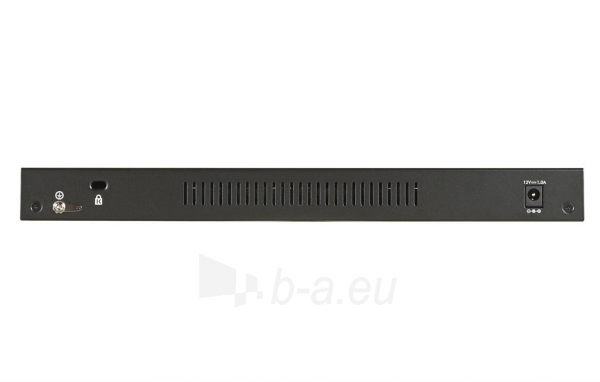 Šakotuvas Netgear 16-Port Gigabit Desktop Switch Metal (GS316) Paveikslėlis 1 iš 5 310820015963