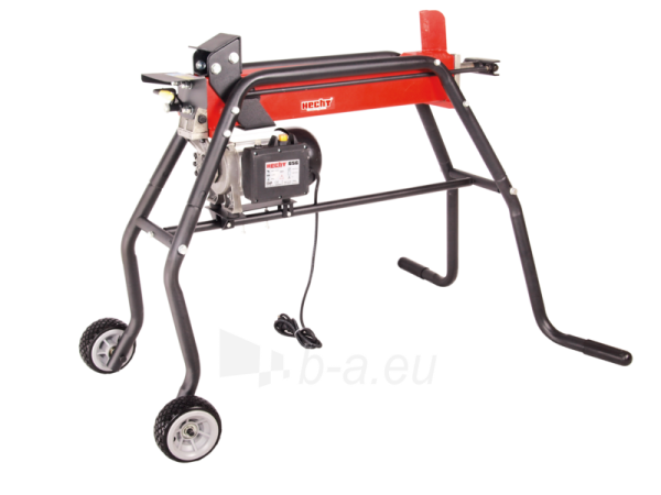 branches and electric wood chipper HECHT 656 Paveikslėlis 1 iš 2 268905000039