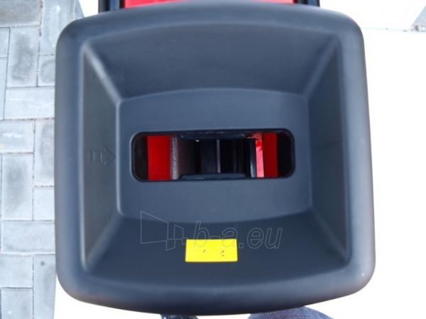 Šakų smulkintuvas elektrinis HECHT 626 Silent Paveikslėlis 4 iš 5 268905000107