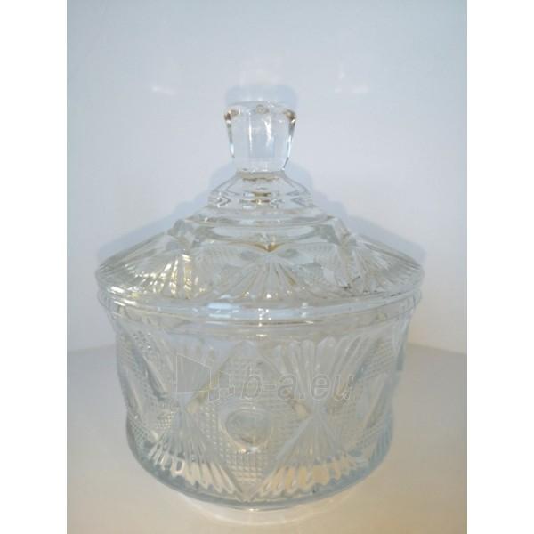 Saldaininė stikl. 12cm TP9905 Paveikslėlis 1 iš 1 310820030040