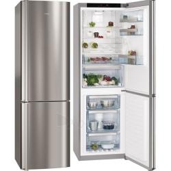 Ledusskapis-saldētava AEG S83420CMX2 Paveikslėlis 1 iš 10 250116002509