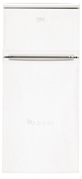 Refrigerator - šaldiklis Beko DSA240K21W Paveikslėlis 1 iš 2 310820160816