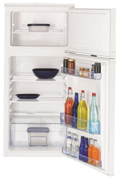 Refrigerator - šaldiklis Beko DSA240K21W Paveikslėlis 2 iš 2 310820160816