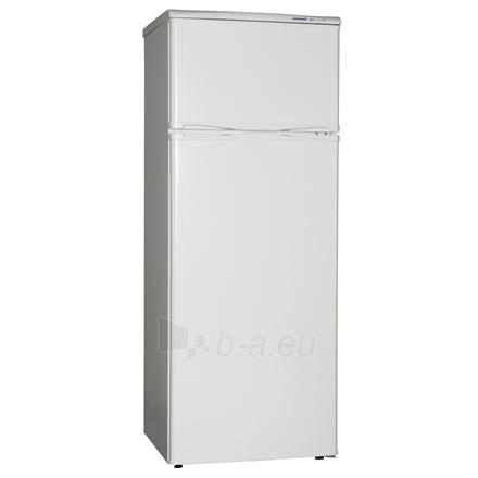 Refrigerator-freezer Snaige FR240-1101AA-00SNJ0A Refrigerator/H144/Fridge 166L/Freezer 46L/EC A+/Anti-Bacterial system/Auto defrost/White Paveikslėlis 1 iš 2 250116002614