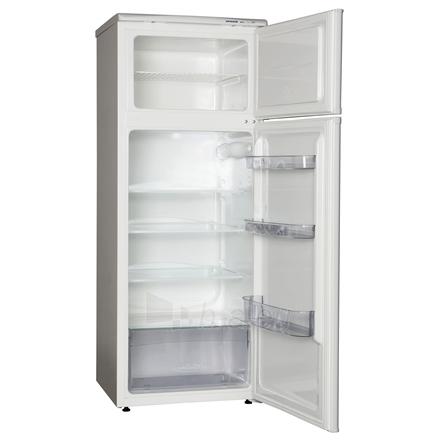 Refrigerator-freezer Snaige FR240-1101AA-00SNJ0A Refrigerator/H144/Fridge 166L/Freezer 46L/EC A+/Anti-Bacterial system/Auto defrost/White Paveikslėlis 2 iš 2 250116002614
