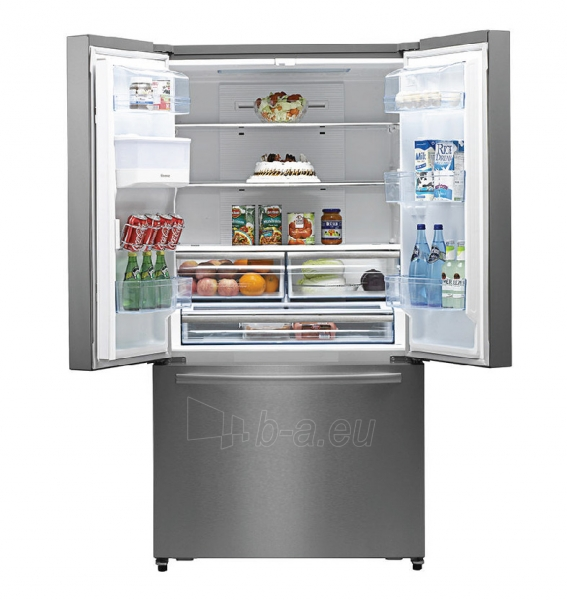 Refrigerator HISENSE 3+ DOORS 536L Water dispenser A+