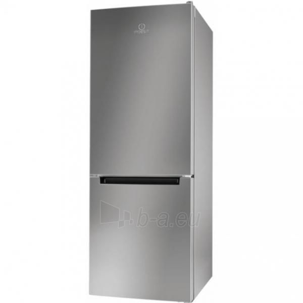Refrigerator Indesit LR6 S1 S Paveikslėlis 1 iš 2 310820050883