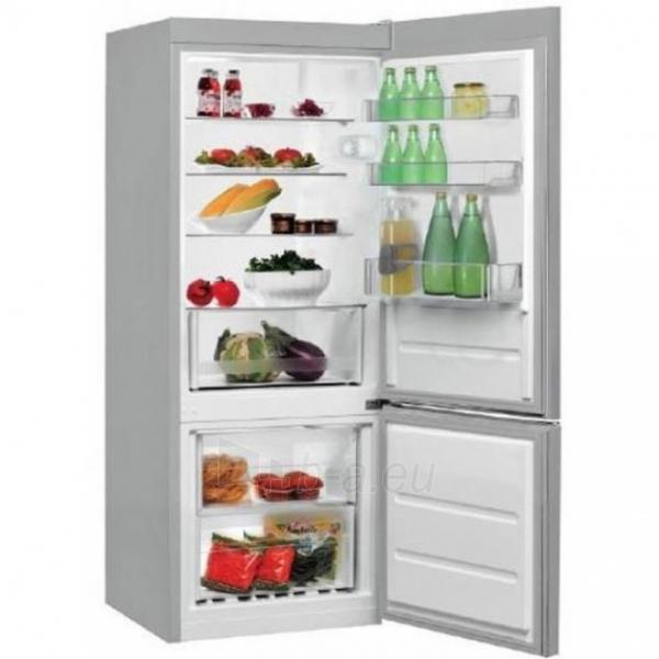 Refrigerator Indesit LR6 S1 S Paveikslėlis 2 iš 2 310820050883