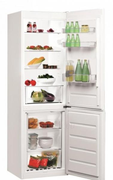 Refrigerator Indesit LR7 S1 W Paveikslėlis 2 iš 2 310820047090