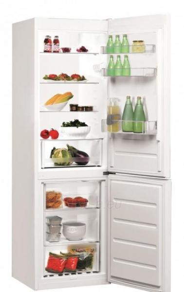Refrigerator Indesit LR8 S1 W Paveikslėlis 2 iš 2 310820047091