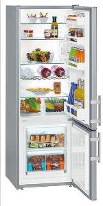 Refrigerator-freezer LIEBHERR CUsl 2811 Paveikslėlis 1 iš 1 250116002742