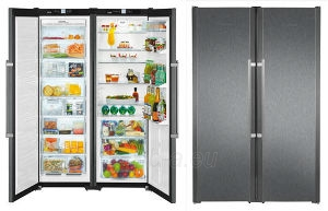 Refrigerator-freezer LIEBHERR SBSbs 7263 Paveikslėlis 1 iš 1 310820012584