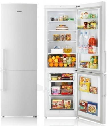 Refrigerator SAMSUNG RL39THCSW1/XEO Paveikslėlis 1 iš 1 250116001580