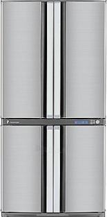 Refrigerator SHARP SJF 78 PESL Paveikslėlis 1 iš 1 250116001598