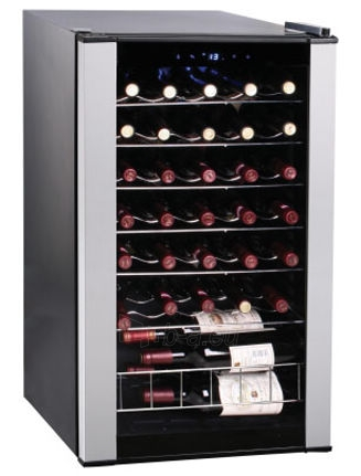 Wine refrigerator CLIMADIFF CLS33A Paveikslėlis 1 iš 1 250116002770