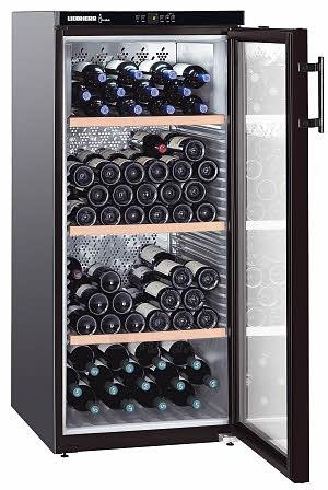 Šaldytuvas vynui LIEBHERR WKb 3212  Paveikslėlis 1 iš 1 250116001246