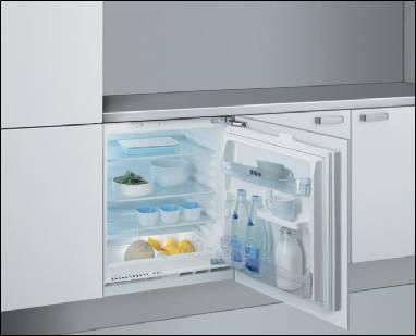 Šaldytuvas Whirlpool ARG 585/A+ Paveikslėlis 1 iš 1 250116002688