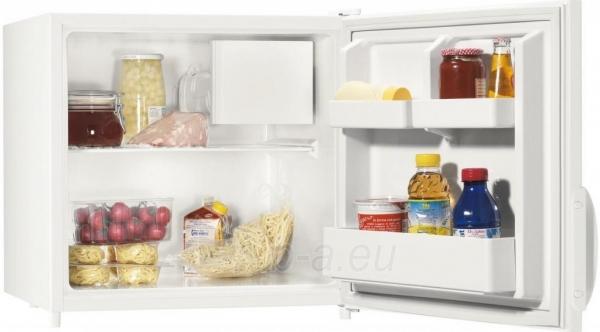 Refrigerator Zanussi ZRX407W Paveikslėlis 1 iš 1 250116001714