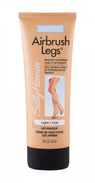 Sally Hansen Airbrush Legs Makeup Fluid Cosmetic 118ml Light Paveikslėlis 2 iš 2 250850500071