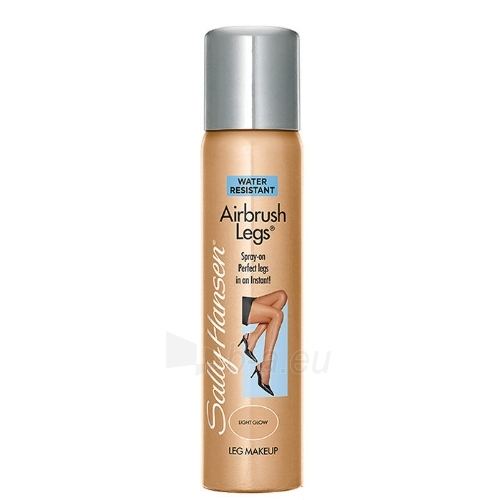 Sally Hansen Airbrush Legs Makeup Spray Cosmetic 75ml Light Glow Paveikslėlis 1 iš 1 250850500075