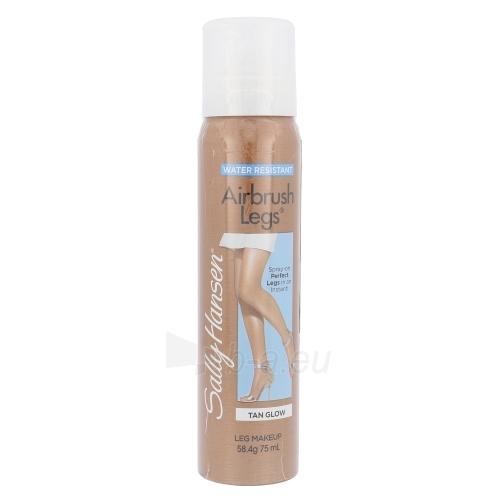 Sally Hansen Airbrush Legs Makeup Spray Cosmetic 75ml Tan Glow Paveikslėlis 1 iš 1 250850500074