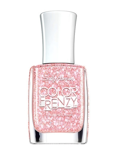 Sally Hansen Color Frenzy Nail Color Cosmetic 11,8ml 340 Red White & Hue Paveikslėlis 1 iš 1 250874000806