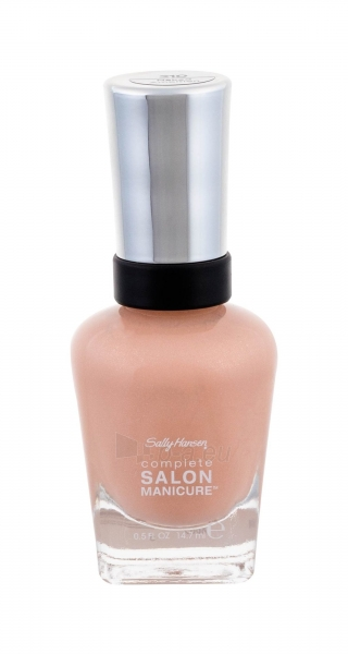 Sally Hansen Complete Salon Manicure Cosmetic 14,7ml 210 Naked Ambition Paveikslėlis 1 iš 2 250874000419