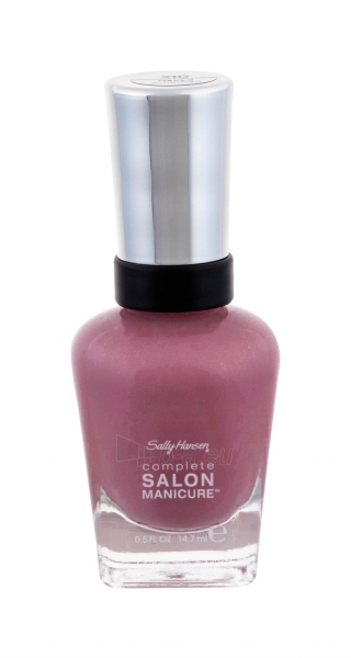 Sally Hansen Complete Salon Manicure Cosmetic 14,7ml 374 Mauve Along Paveikslėlis 2 iš 2 250874000428