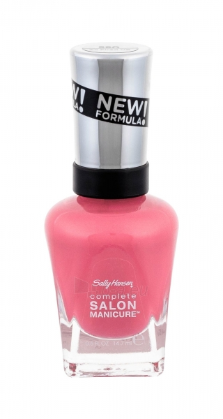Sally Hansen Complete Salon Manicure Cosmetic 14,7ml 510 I Pink I Can Paveikslėlis 2 iš 2 250874000623
