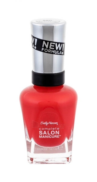Sally Hansen Complete Salon Manicure Cosmetic 14,7ml 550 All Fired Up Paveikslėlis 1 iš 1 250874000440