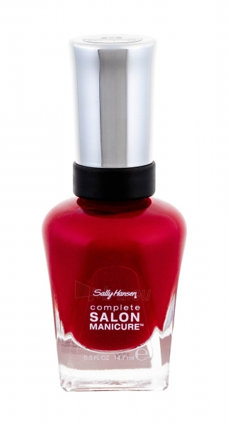Sally Hansen Complete Salon Manicure Cosmetic 14,7ml 575 Red Handed Paveikslėlis 2 iš 2 250874000443