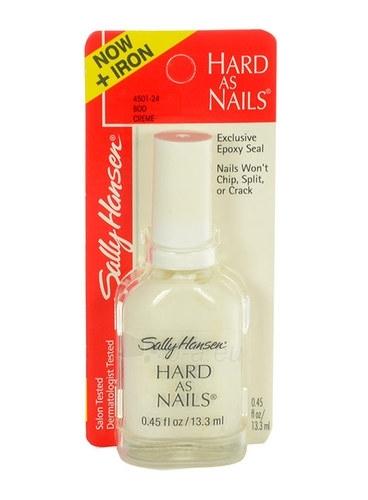 Sally Hansen Hard As Nails Cosmetic 13,3ml 24 Boo Creme Paveikslėlis 1 iš 1 250874000858
