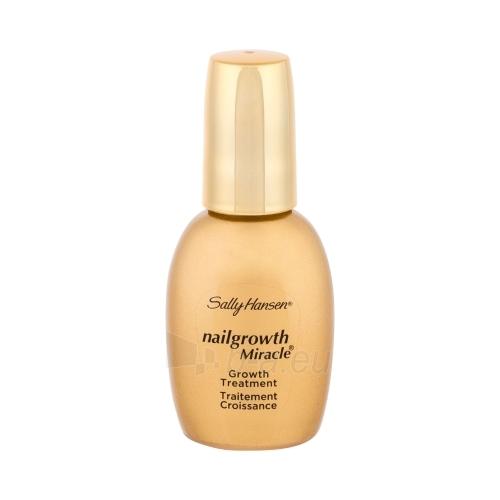 Sally Hansen Nailgrowth Miracle Cosmetic 13,3ml Paveikslėlis 1 iš 1 250874000202