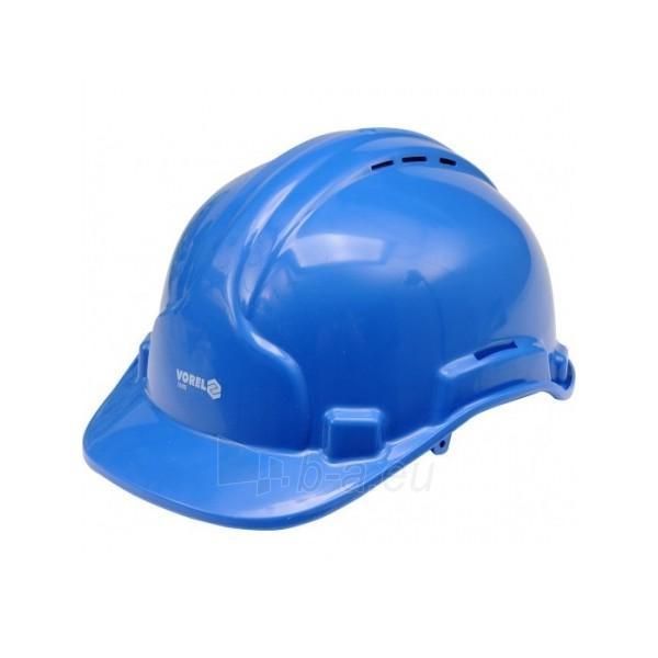Šalmas apsauginis mėlynas (MEI74192) Paveikslėlis 1 iš 1 224606300006