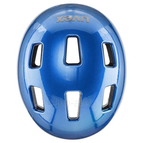 Šalmas Uvex hlmt 4 dark blue Paveikslėlis 1 iš 5 310820224632
