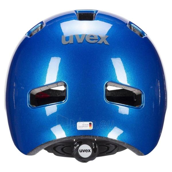 Šalmas Uvex hlmt 4 dark blue Paveikslėlis 4 iš 5 310820224632