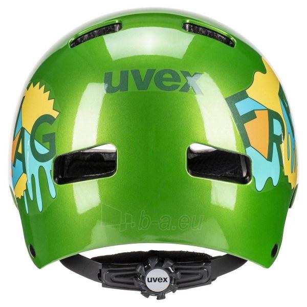 Ķivere Uvex Kid 3 green Paveikslėlis 4 iš 5 310820224634