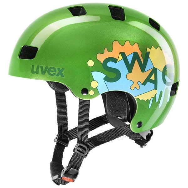 Ķivere Uvex Kid 3 green Paveikslėlis 5 iš 5 310820224634