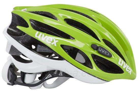 Ķivere Uvex Race 1 green-white Paveikslėlis 2 iš 4 310820095204
