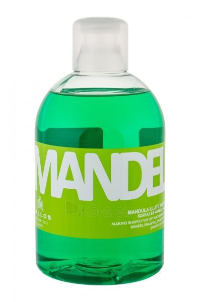 Šampūnas Kallos Cosmetics Almond Shampoo 1000ml Paveikslėlis 1 iš 1 310820176273