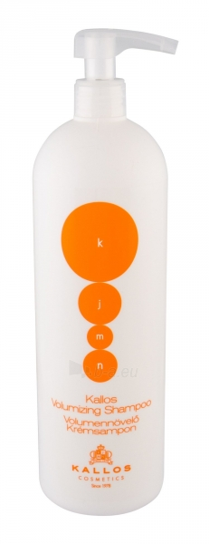 Šampūnas Kallos Cosmetics KJMN Volumizing Shampoo 1000ml Paveikslėlis 1 iš 1 310820176270