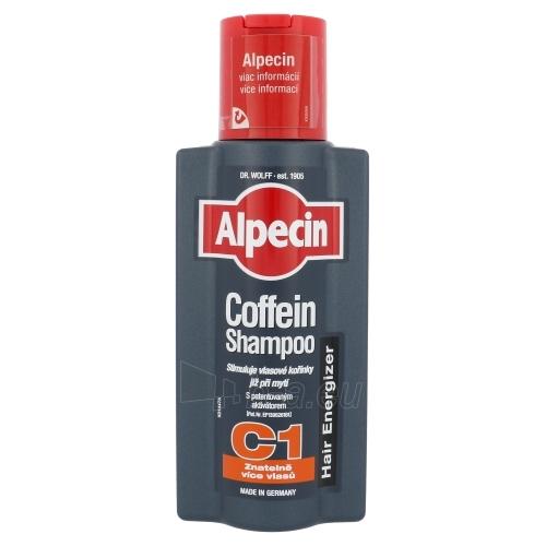 Šampūnas plaukams Alpecin Caffeine Shampoo Hair Energizer Cosmetic 250ml Paveikslėlis 1 iš 1 250830101133