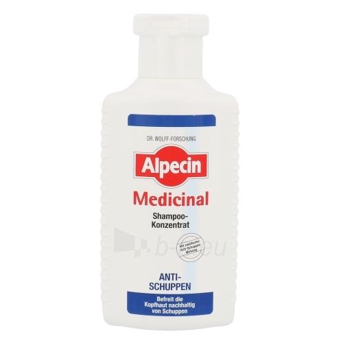 Šampūnas plaukams Alpecin Medicinal Shampoo Concentrate Anti-Dandruff Cosmetic 200ml Paveikslėlis 1 iš 1 250830101299