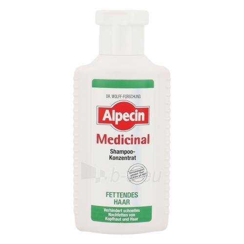 Šampūnas plaukams Alpecin Medicinal Shampoo Concentrate Oily Hair Cosmetic 200ml Paveikslėlis 1 iš 1 250830101300