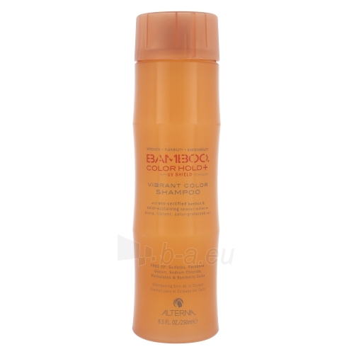 Alterna Bamboo Color Hold+ Vibrant Color Shampoo Cosmetic 250ml Paveikslėlis 1 iš 1 250830101227